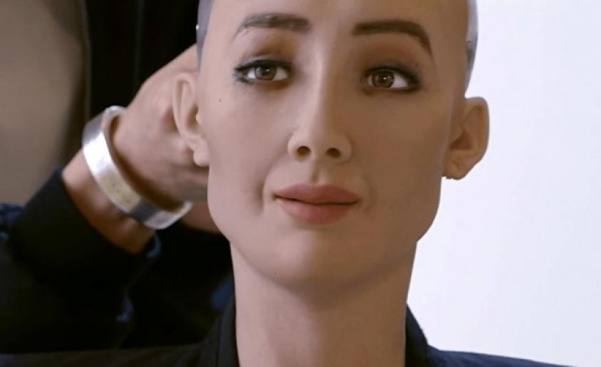 Саудитска Арабия даде гражданство на робот