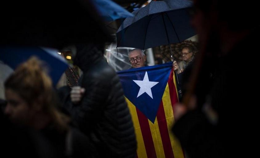 Сблъсъци и ранени в Барселона
