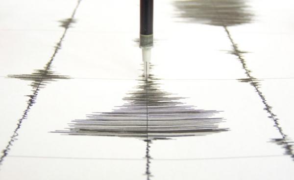 Земетресение в Черно море