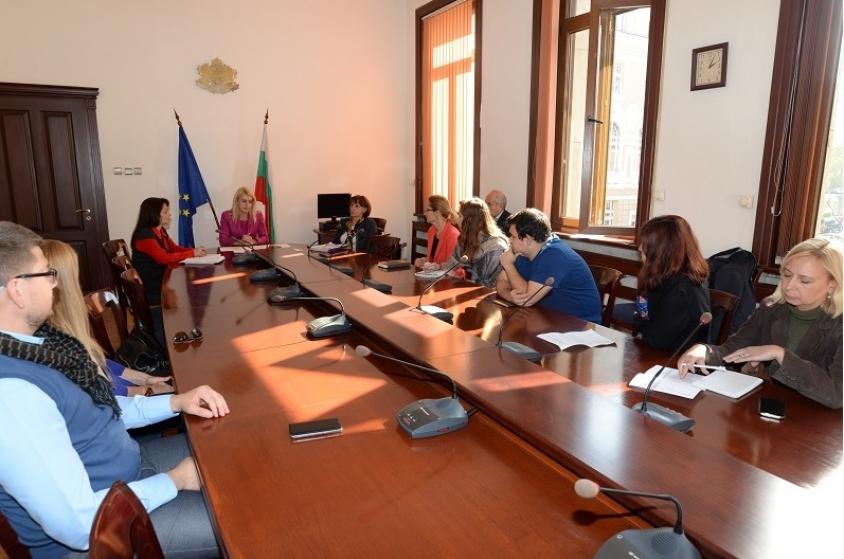 Определиха НПО-тата, които ще участват в Съвета по прилагане на Актуализираната стратегия на реформата в съдебната система