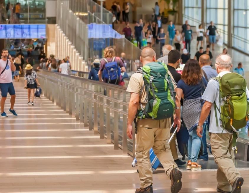 Чуждестранни туристи мамят властите у нас