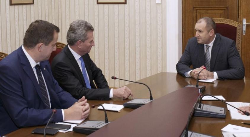 Радев: Кохезионната политика е жизненоважна за Източна Европа и България, ако искаме силен ЕС