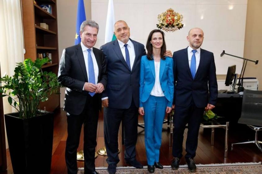 Борисов: Очакваме максимален резултат от Срещата на ЕС в София за Западните Балкани