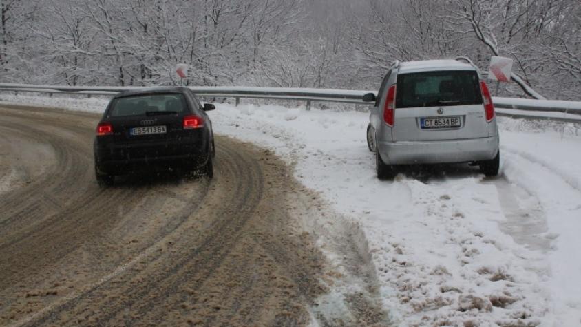 Сняг заваля в Пампорово и региона