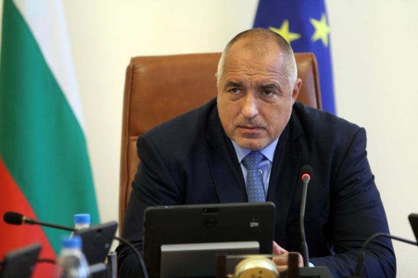 Борисов: Най-корумпираните хора говорят за корупция в момента