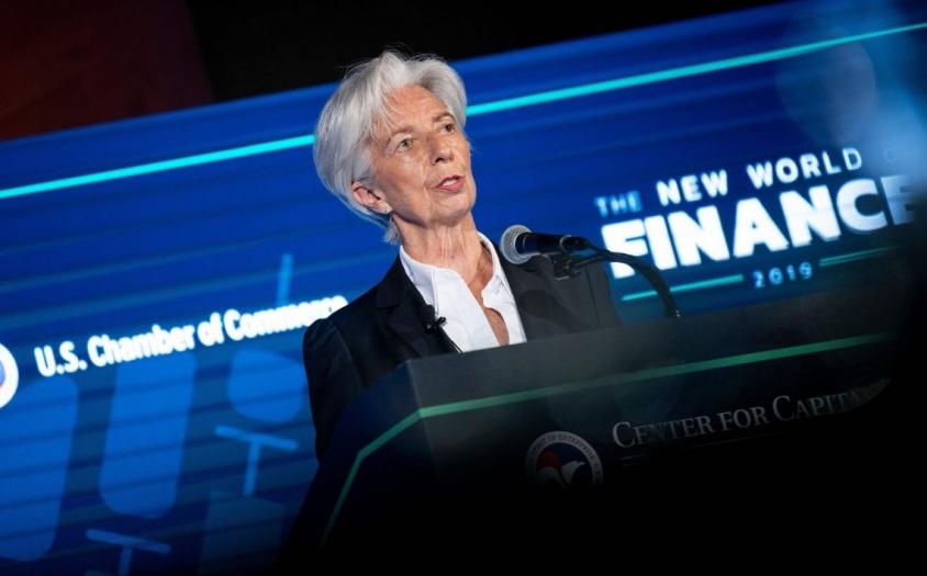 Кристин Лагард: Икономическата криза от 2008 г. може да се повтори ...